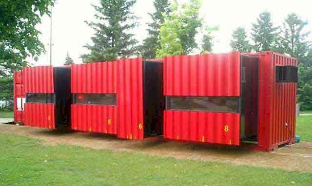 Lot ek feo in til e inestable en arquitectura - Lot ek container home kit ...